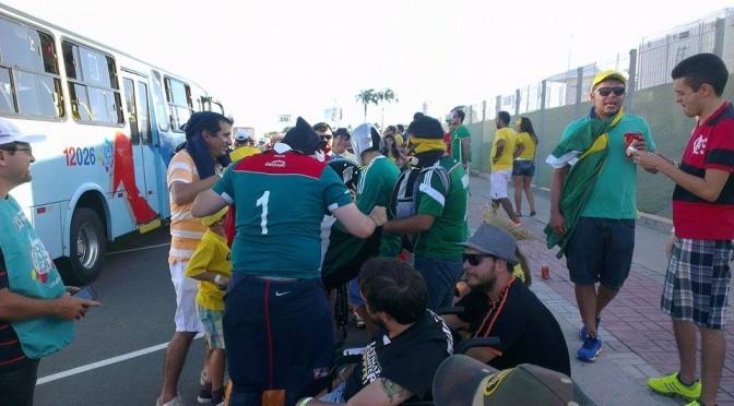 WM-Tour: Die Hitzeschlacht von Fortaleza